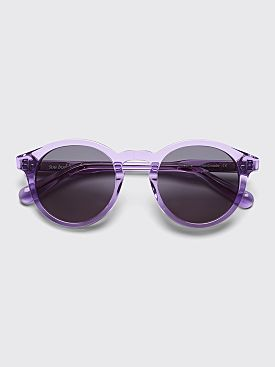 Sun Buddies Zinedine Sunglasses Purple Rain