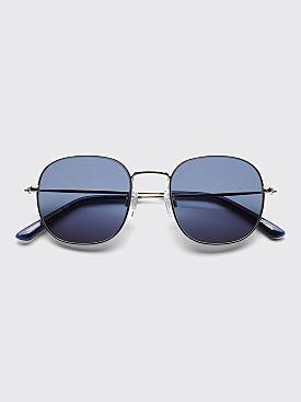 Sun Buddies Helmut Silver / Dark Blue