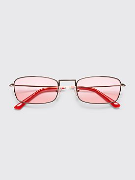 Sun Buddies E-40 Sunglasses Gold / Twizzlers Red