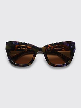 Sun Buddies Ethan Sunglasses Purple Blonde Tortoise