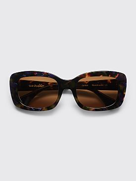 Sun Buddies Junior Sunglasses Purple Blonde Tortoise