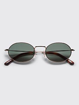 Sun Buddies Aaliyah Sunglasses Gold / Tortoise
