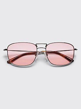 Sun Buddies Giorgio Sunglasses Silver / Tortoise