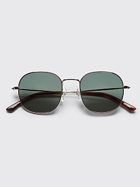 Sun Buddies Helmut Sunglasses Gold / Tortoise