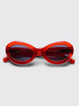 Sun Buddies Iris Sunglasses Ferrari Red
