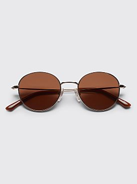 Sun Buddies Ozzy Sunglasses Gold / Brown