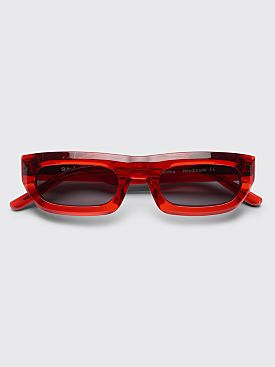 Sun Buddies Serena Sunglasses Ferrari Red