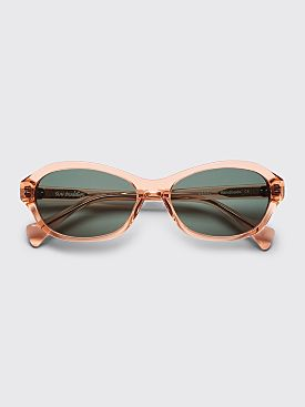 Sun Buddies Wesley Sunglasses Pale Orange