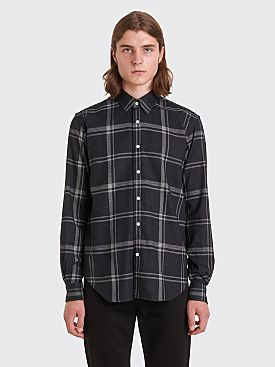 Sunflower Dan Shirt Checkered Black