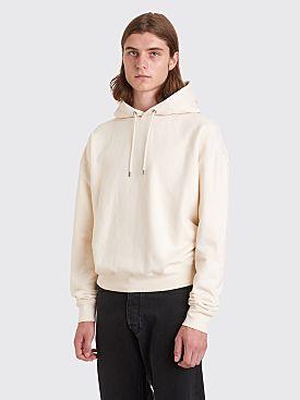 Sunflower Hooded Sweatshirt Off White