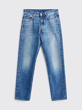 Sunflower Standard Fit 5010 Jeans Washed Indigo Blue