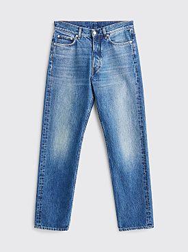 Sunflower Standard Fit 5010 Jeans Washed Indigo Blue
