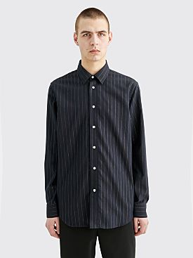 Sunflower Classic Shirt Stripe Navy / Gold