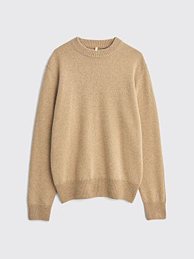 Sunflower Moon Wool Sweater Sand