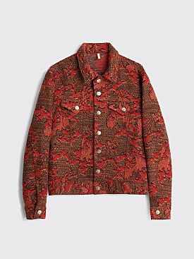 Sunflower Jake Jacket Red