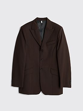 Sunflower Jet Blazer Brown