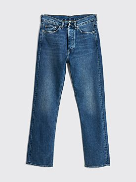 Sunflower Original Fit 5030 Jeans Washed Mid Blue