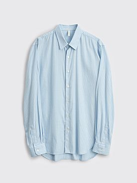 Sunflower Dan Shirt Blue Stripe