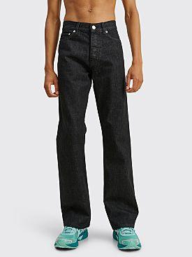 Sunflower Flare Jeans Raw Indigo