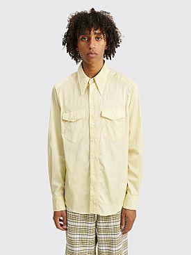 Sunflower Wayne Shirt Pale Yellow