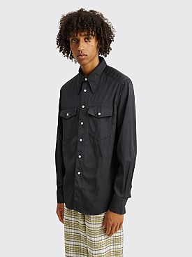 Sunflower Wayne Shirt Black