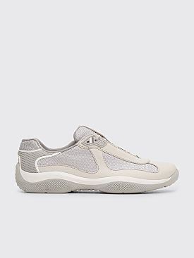 Prada Sneakers Crystal Grey