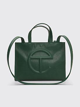 Telfar Medium Shopping Bag Dark Olive