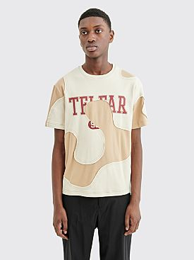 Telfar Camo T-shirt Khaki