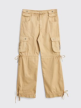Telfar 8-Pocket Cargo Pants Khaki