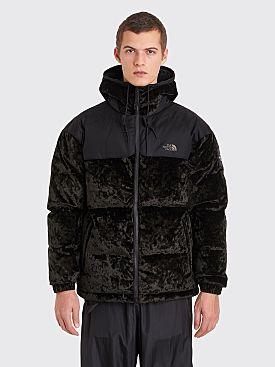 The North Face Black Series Velvet Nuptse Jacket Black