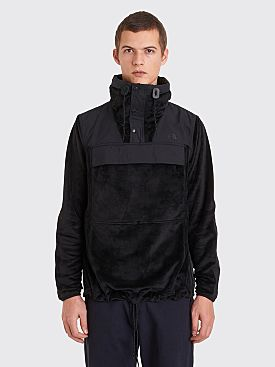 The North Face Black Series Pullover Anorak Sweater Black