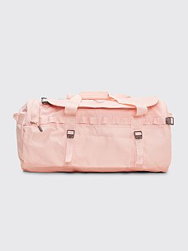 The North Face Base Camp Duffel Bag Medium Pink Salt