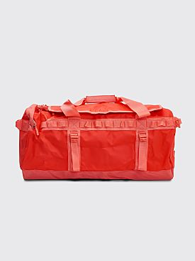 The North Face Base Camp Duffel Bag Medium Juicy Red / Spiced Coral