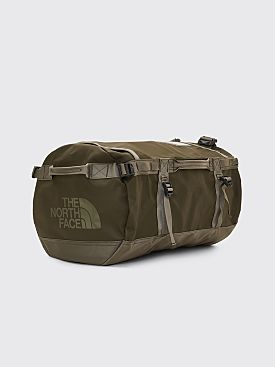 The North Face Base Camp Duffel Bag Small New Taupe Green
