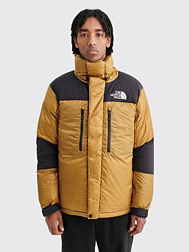 The North Face Black Series Kazuki Steep Tech Baltoro Down Jacket Gold