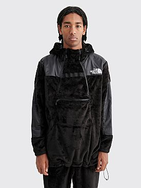 The North Face Black Series Kazuki Steep Tech Hooded Fleece Jacket Black