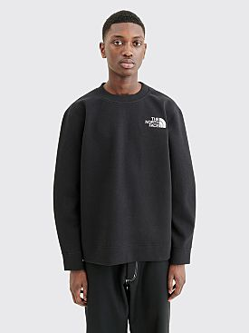 The North Face Black Series Spacer Knit Sweater Black