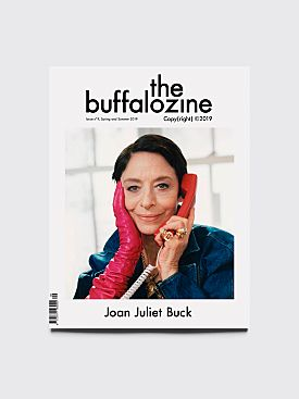 Buffalo Zine Issue 9 Spring / Summer 2019