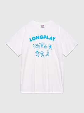 Tilt Longplay T-shirt White