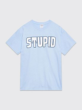 TILT Stupid T-shirt Light Blue