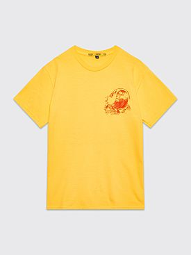 Token x LABOR Canal Street T-shirt Yellow