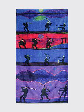 Token x LSD World Peace Beach Towel Blue
