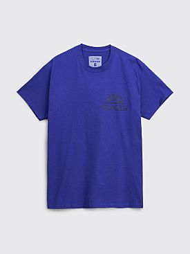Token Sun Raw T-shirt Cobalt