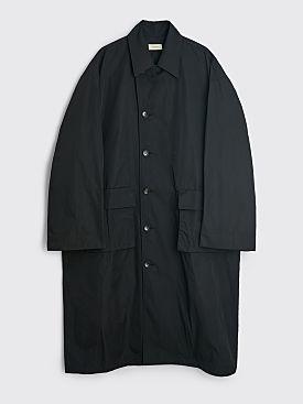 Toironier Overcoat Black