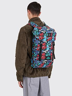 Très Bien x Haglöfs ShoSho Nylon Backpack The Valleys Camo