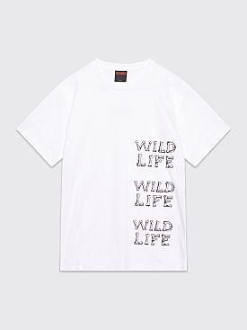 Très Bien Souvenir Wildlife T-shirt White