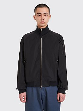 Très Bien Harrington Jacket Black