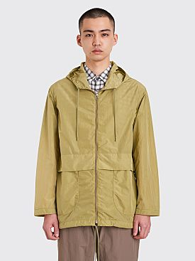 Très Bien Simple Parka Tech Green