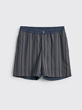 TRES BIEN ATELJÉ Sport Shorts Stripe Multi