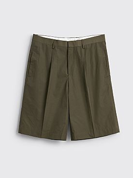 TRES BIEN ATELJÉ Suit Shorts Green